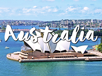 Where to travel in Australia