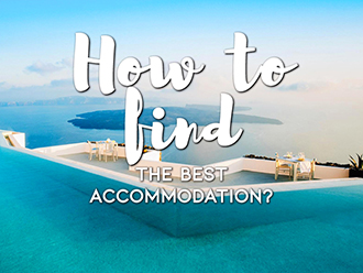 How to find the best accommodation