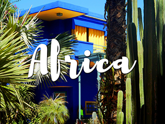 Where to travel in Africa