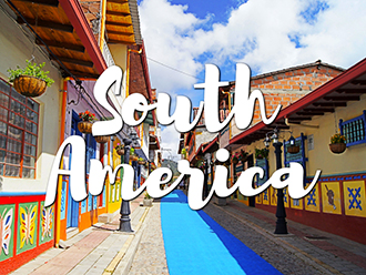 Where to travel in South America